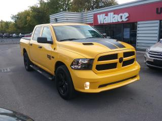 Used 2019 RAM 1500 Crew Cab  4X4 Stinger Yellow Sport Low KMS for sale in Ottawa, ON
