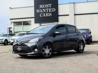 Used 2015 Toyota Yaris SE | BLUETOOTH | TOUCHSCREEN | REMOTE START for sale in Kitchener, ON