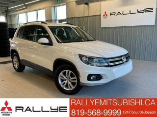 Used 2014 Volkswagen Tiguan 4 MOTION W/HEATED SEATS for sale in Gatineau, QC
