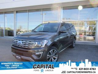 New 2021 Ford Expedition Limited MAX for sale in Winnipeg, MB