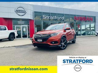 Used 2020 Honda HR-V SPORT AWD for sale in Stratford, ON