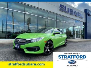 Used 2016 Honda Civic EX-T for sale in Stratford, ON