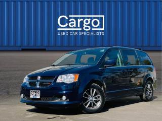 Used 2016 Dodge Grand Caravan SXT Premium Plus for sale in Stratford, ON