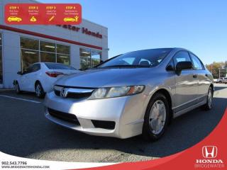 Used 2009 Honda Civic Sdn DX-G for sale in Bridgewater, NS