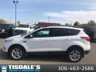 Used 2019 Ford Escape SEL  - Heated Seats -  Power Tailgate for sale in Kindersley, SK