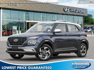 New 2022 Hyundai Venue 1.6L FWD Trend Urban Pkg for sale in Port Hope, ON