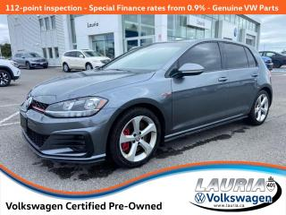 Used 2018 Volkswagen Golf GTI 2.0TSI Manual for sale in PORT HOPE, ON