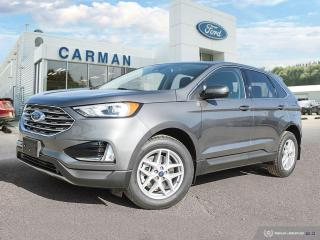 New 2021 Ford Edge SEL for sale in Carman, MB