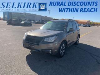 Used 2018 Subaru Forester 2.5i Touring for sale in Selkirk, MB