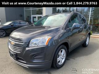 Used 2016 Chevrolet Trax Fwd Lt for sale in Courtenay, BC