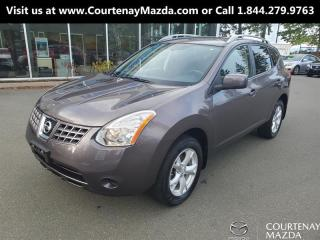 Used 2008 Nissan Rogue SL AWD CVT for sale in Courtenay, BC