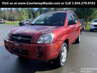 Used 2007 Hyundai Tucson GL FWD at wAir Pkg for sale in Courtenay, BC