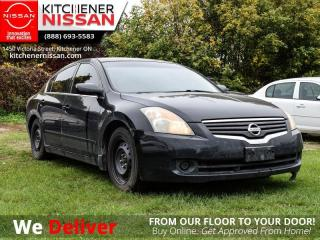 Used 2008 Nissan Altima 2.5 S  AS-IS SPECIAL | YOU CERTIFY, YOU SAVE! for sale in Kitchener, ON