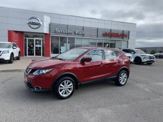 Used 2018 Nissan Rogue Sport SV AWD CVT (2) for sale in Smiths Falls, ON