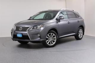 Used 2015 Lexus RX 350 6A for sale in Richmond, BC