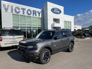 New 2021 Ford Bronco Sport BIG BEND for sale in Chatham, ON
