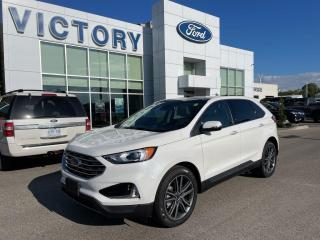New 2021 Ford Edge Titanium for sale in Chatham, ON