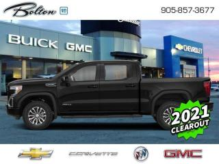 New 2021 GMC Sierra 1500 AT4 - $517 B/W for sale in Bolton, ON