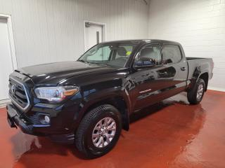 Used 2017 Toyota Tacoma SR5 4X4 for sale in Pembroke, ON