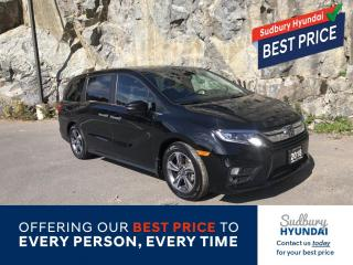 Used 2018 Honda Odyssey EX One owner no accidents! for sale in Sudbury, ON