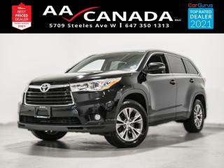 Used 2015 Toyota Highlander LE for sale in North York, ON