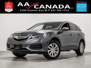 Used 2018 Acura RDX Tech for sale in North York, ON