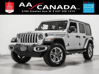 Used 2019 Jeep Wrangler Sahara for sale in North York, ON