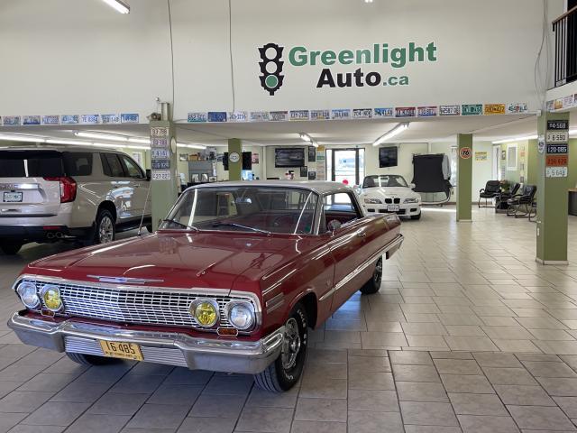 1963 Chevrolet Impala 2door Photo1