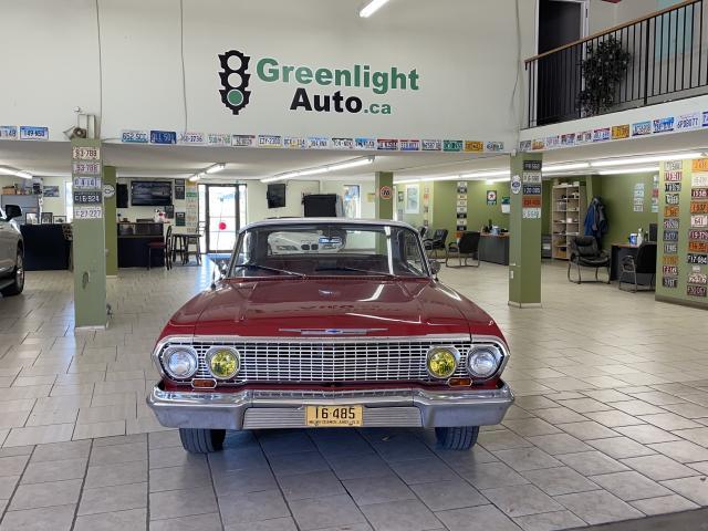 1963 Chevrolet Impala 2door Photo2