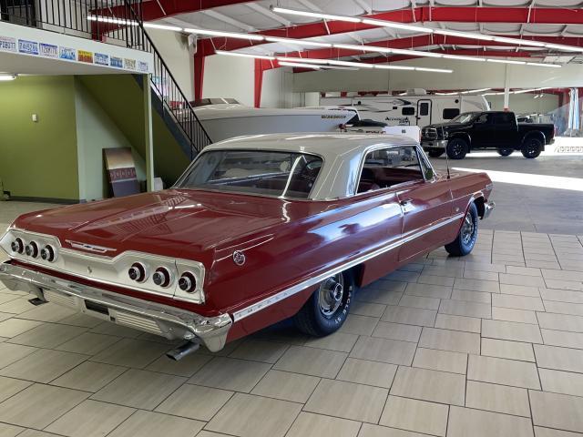 1963 Chevrolet Impala 2door Photo5