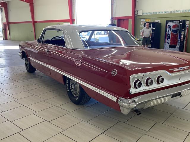 1963 Chevrolet Impala 2door Photo7