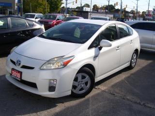 Used 2010 Toyota Prius Hybrid,Certified,Bluetooth,No Accident,Gas Saver for sale in Kitchener, ON