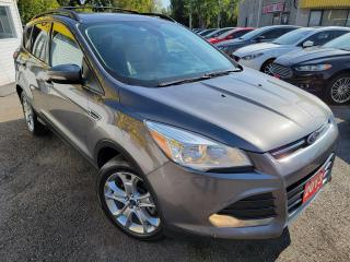 Used 2013 Ford Escape SEL/AWD/CAMERA/LEATHER/ROOF/P.SEAT/LOADED/ALLOYS++ for sale in Scarborough, ON
