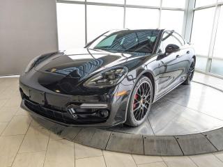 Used 2018 Porsche Panamera Turbo | CPO | Ext. Warranty | Sport PKG | Assistance PKG for sale in Edmonton, AB