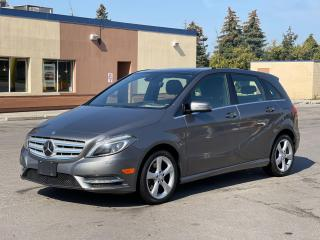 Used 2013 Mercedes-Benz B-Class B 250 Sports Tourer LEATHER/SUNROOF/BLIND SPOT for sale in North York, ON