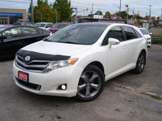 Used 2013 Toyota Venza AWD,CERTIFIED,LEATHER,BLUETOOTH,SUNROOF,TINTED for sale in Kitchener, ON