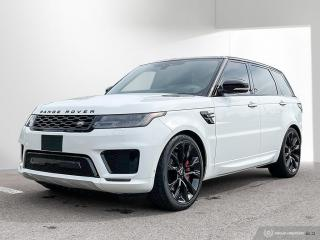 Used 2019 Land Rover Range Rover Sport HST MHEV P400 AWD w/ Navi|Pano Roof|Meridian Sound System for sale in North York, ON