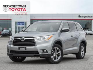 Used 2016 Toyota Highlander LE for sale in Georgetown, ON