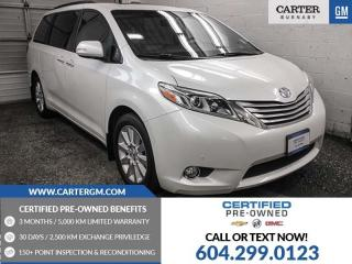 Used 2015 Toyota Sienna for sale in Burnaby, BC