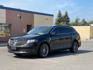 Used 2014 Lincoln MKT EcoBoost AWD NAVIGATION/CAMERA/6 PASS for sale in North York, ON