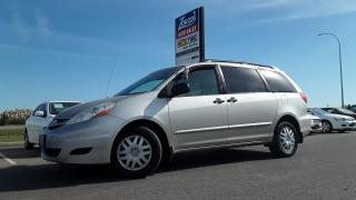 Used 2009 Toyota Sienna CE 7 PASSENGER for sale in Brandon, MB