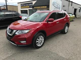 Used 2017 Nissan Rogue SV FULLY LOADED ,WELL MAINTAINED for sale in Etobicoke, ON