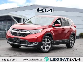 Used 2019 Honda CR-V EX / CAMERA/ HEATED SEATS / ONE OWNER OFF LEASE for sale in Burlington, ON