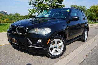 Used 2007 BMW X5 7 PASS/ 3.0SI / NO ACCIDENTS / LOCALLY OWNED for sale in Etobicoke, ON