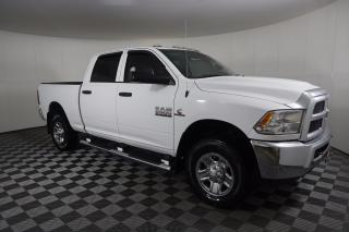 Used 2016 RAM 2500 6.7L CUMMINS TURBODIESEL   LOCAL TRADE-IN   4X4   SPRAY-IN LINER   CREW CAB   REMOTE STARTER for sale in Huntsville, ON