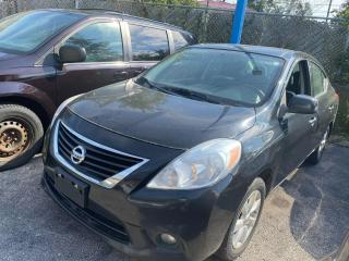 Used 2014 Nissan Versa 4 CYL | AUTO | KEYLESS | BLUETOOTH | for sale in Toronto, ON
