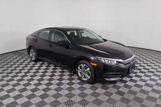 Used 2016 Honda Civic LX 1 OWNER - LOCAL TRADE-IN   HEATED SEATS   ANDROID AUTO & APPLE CARPLAY   BACKUP CAM   AUTO for sale in Huntsville, ON