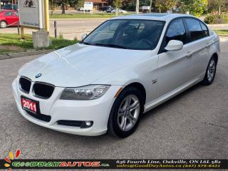 Used 2011 BMW 3 Series 328i|ONE OWNER|LOW KM|NO ACCIDENT|CERTIFIED for sale in Oakville, ON