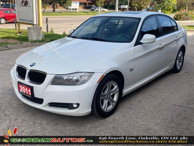 2011 BMW 3 Series 328i|ONE OWNER|LOW KM|NO ACCIDENT|CERTIFIED