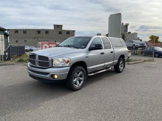Used 2007 Dodge Ram 1500 SLT   $0 DOWN EVERYONE APPROVED!! for sale in Calgary, AB